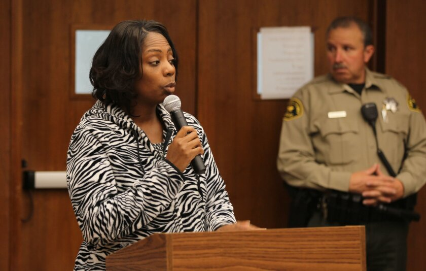 Tamika Brown, Richi Knight's mother, forgave the defendant for killing her son before he was sentenced to 21 years in state prison.