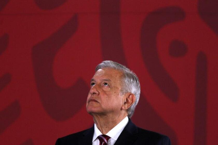 Presidente espera acuerdo de partidos mexicanos para devolver 50% de recursos