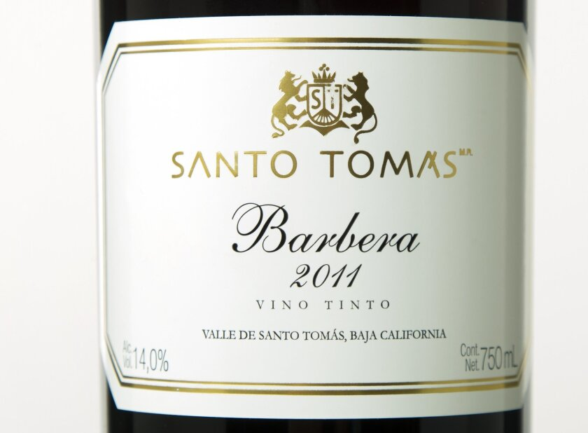One of the joys of wine discovery is exploring how grapes taste differently in different parts of the world. Case in point, the 2011 Bodegas de Santo Tomás Barbera, made in Mexico from an Italian varietal.