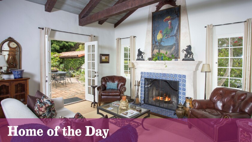 Home of the Day: Spanish Revival style in Laguna Beach