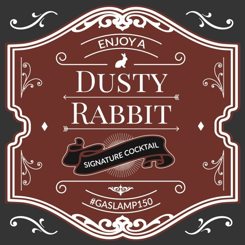 Dusty Rabbit Coaster 1080x1080