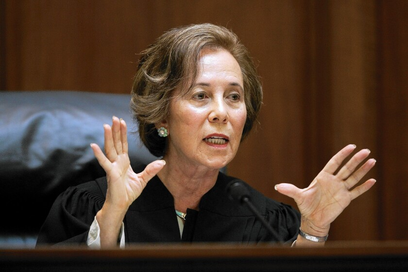 The retirement of Supreme Court Justice Joyce L. Kennard presents Democratic Gov. Jerry Brown an opportunity to add a more liberal mind to the California Supreme Court, which currently has just one Democrat on the bench.