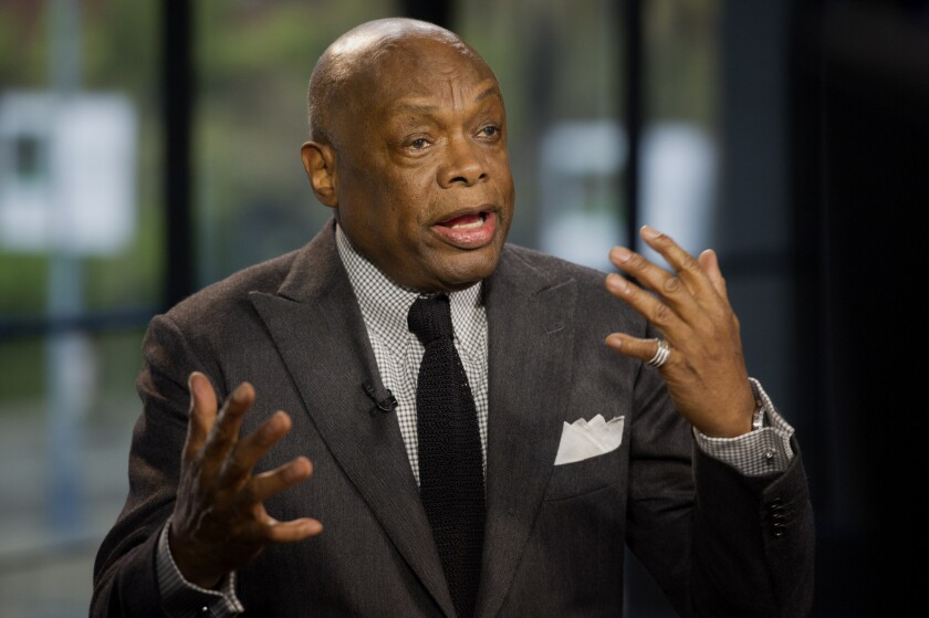 Former San Francisco Mayor Willie Brown Interview
