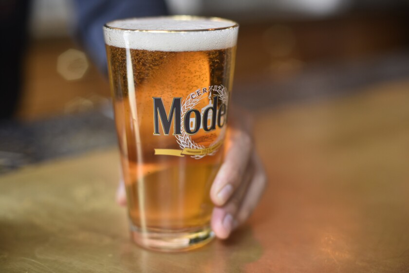 Enjoy your beer while you can. Scientists are predicting smaller supplies and soaring prices thanks to climate change.