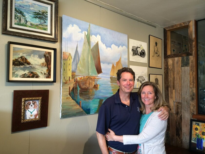 Roger and Stacey Haerr