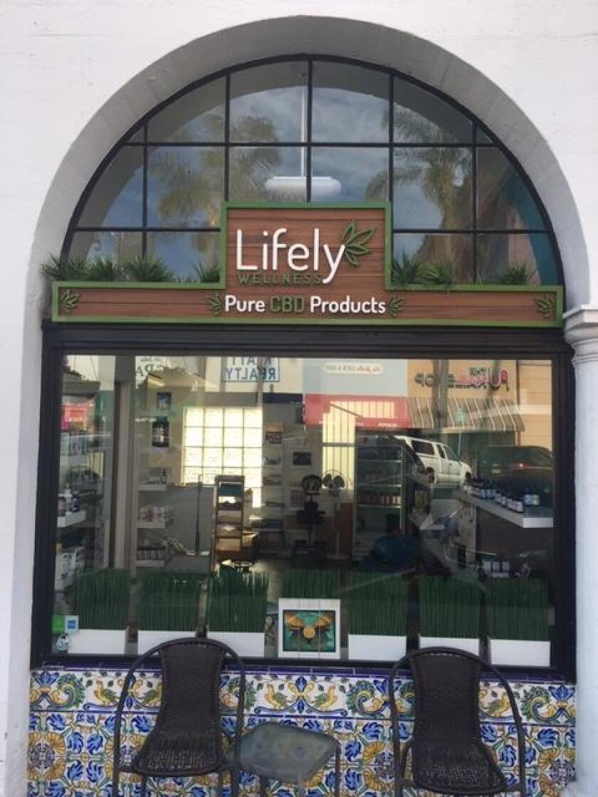Lifely Wellness is located at 1115 Wall St., La Jolla.