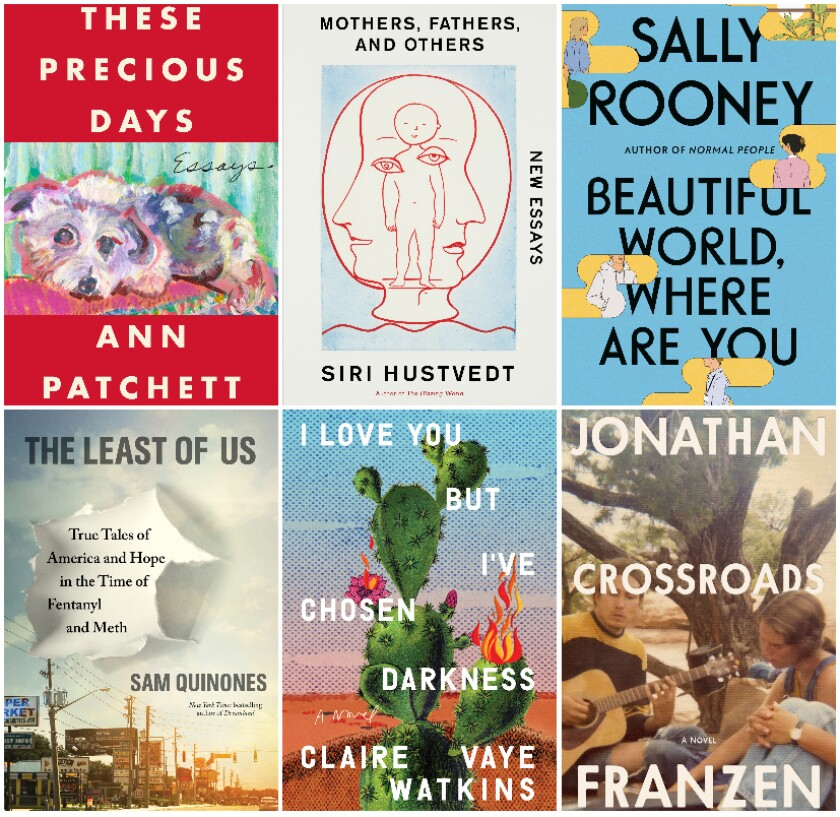 For The 30 books we're most anticipating this fall
