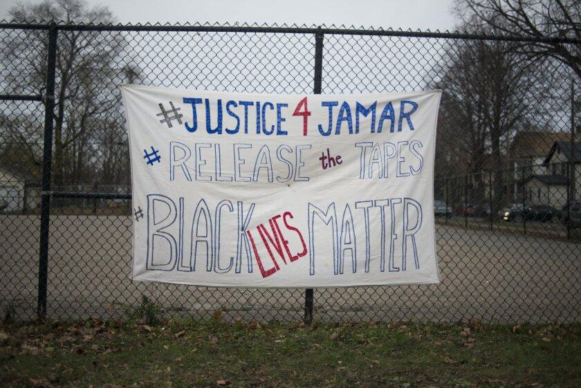 Black Lives Matter activists
