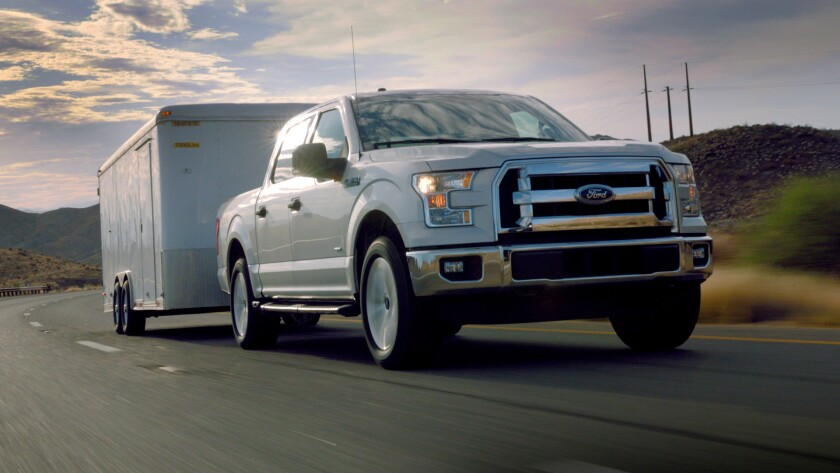 The 2015 Ford F-150 will start at $26,615, around $400 more than the 2014 model. High-end models will jump by as much as $3,500.