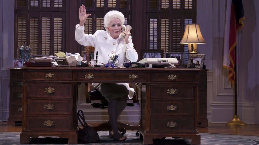 "Holland Taylor in ""Great Performances: Ann"" on PBS."
