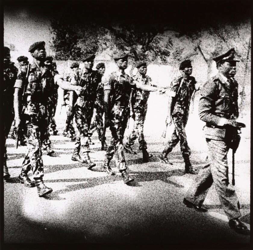 """""""Zimbabwe Army, 30 Percent HIV Positive,"""" 1990"""