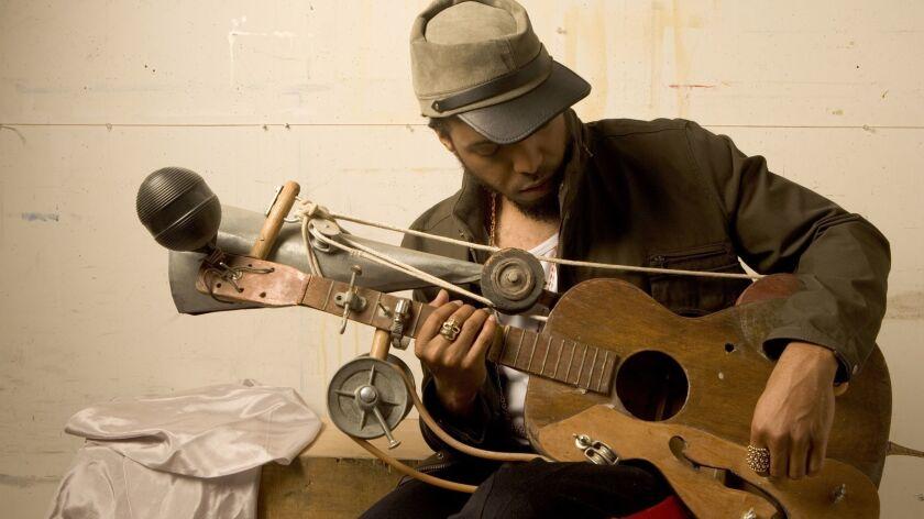 Van Hunt's 'Popular' — one of R&B's great 'lost' albums — finally