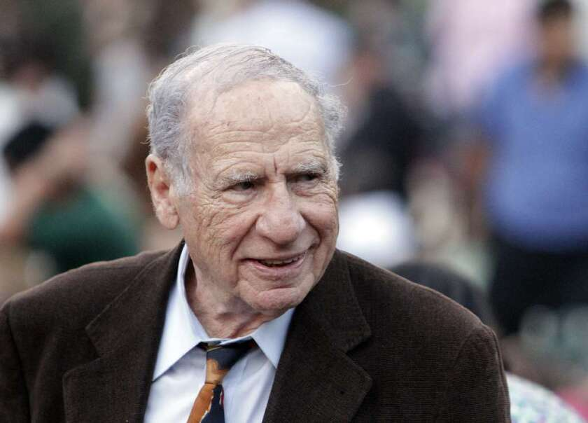 Mel Brooks to star in one-man show at Geffen Playhouse