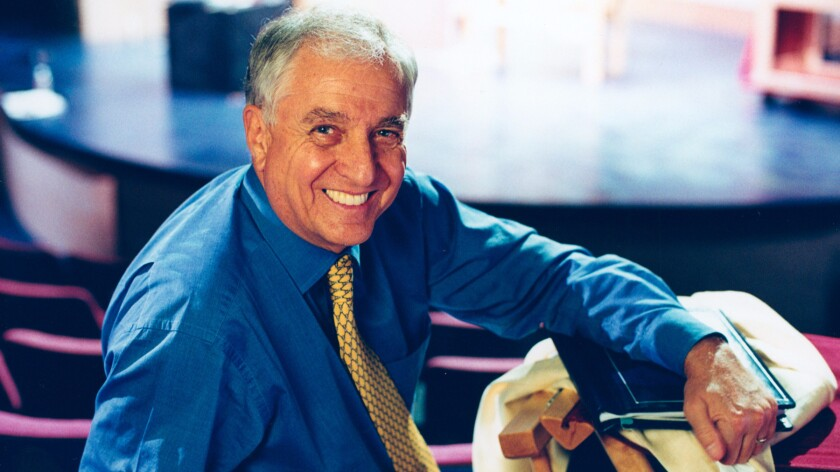 Garry Marshall at Falcon Theater