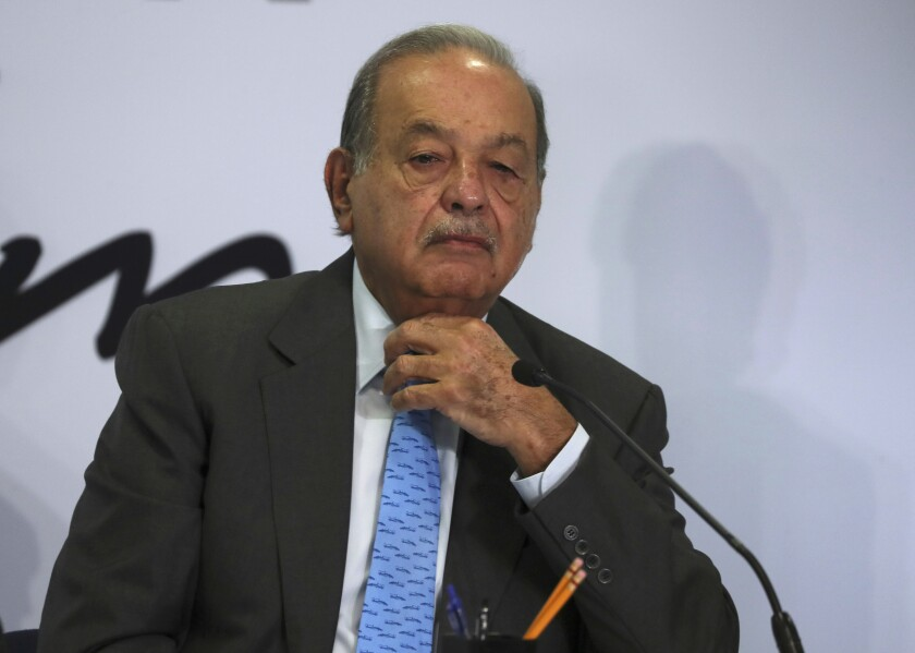 Mexico Carlos Slim
