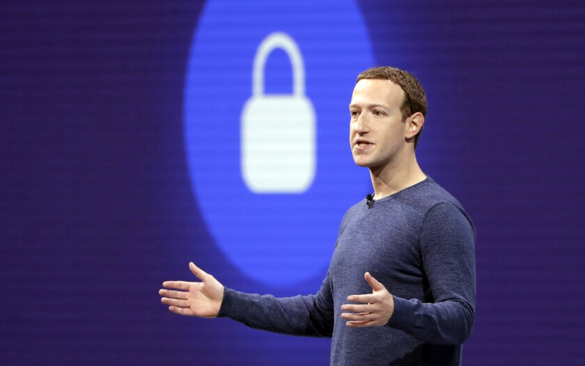 A report by British lawmakers accusedFacebook of intentionally violating privacy and anti-competition laws in the U.K. and accusedCEO Mark Zuckerberg of showing contempt for the U.K. Parliament.