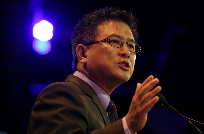 State Treasurer John Chiang