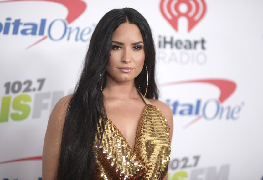 Demi Lovato's nude photos leak after her Snapchat is hacked