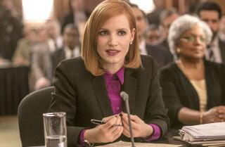'Miss Sloane' movie review by Justin Chang