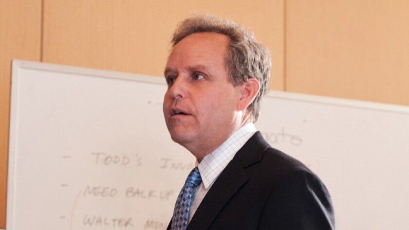 """""""Veep"""" actor Peter MacNicol has been disqualified from the Emmy guest actor category for appearing in too many episodes."""