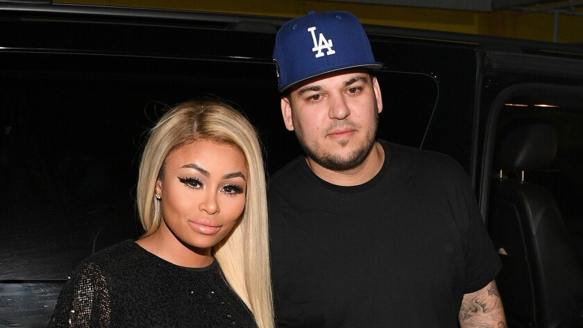 Blac Chyna and Rob Kardashian welcomed Dream, their newborn daughter, into the world on Thursday.