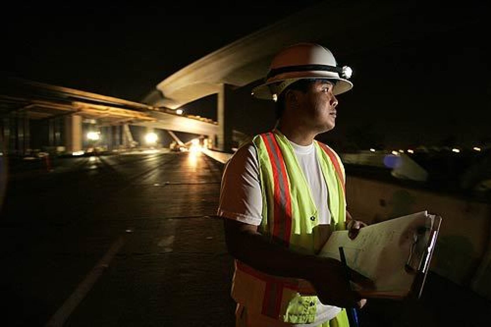 Relief is near on 60/91/215 interchange - Los Angeles Times