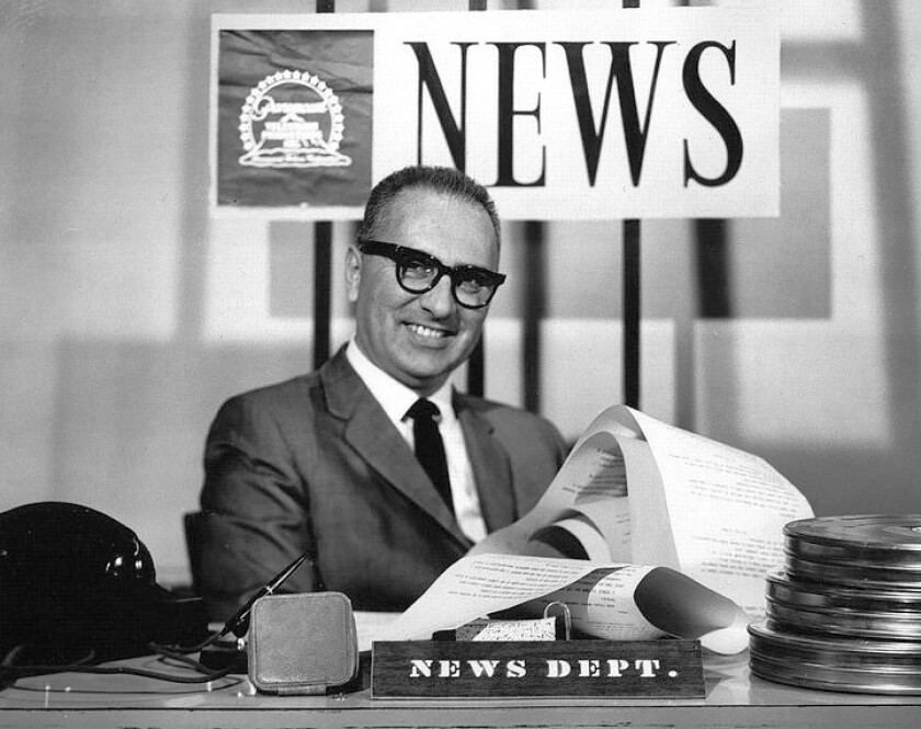 "Sam Zelman created ""The Big News,"" a 45-minute local broadcast at L.A.'s KNXT (now KCBS-TV) that inspired the shift to longer newscasts."