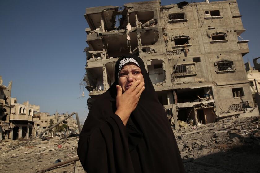 Truce in Gaza