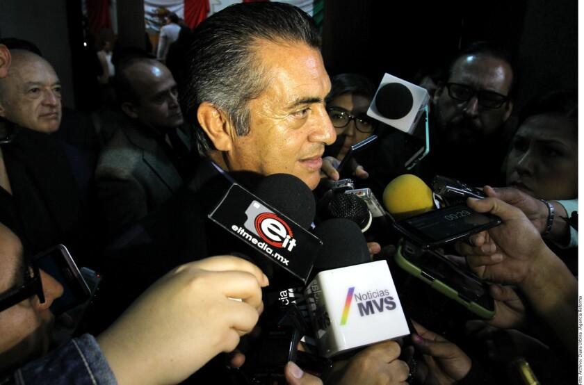 En el 2016, su primer año completo en el Gobierno estatal, Jaime Rodríguez pasó de derrochar frases ocurrentes a convertir acciones y hasta actos protocolarios en un show.