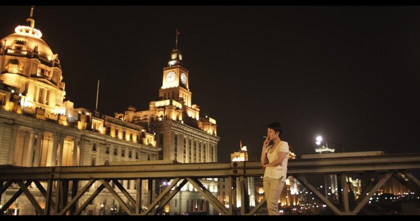 """Zhao Tao in the documentary """"I Wish I Knew."""""""