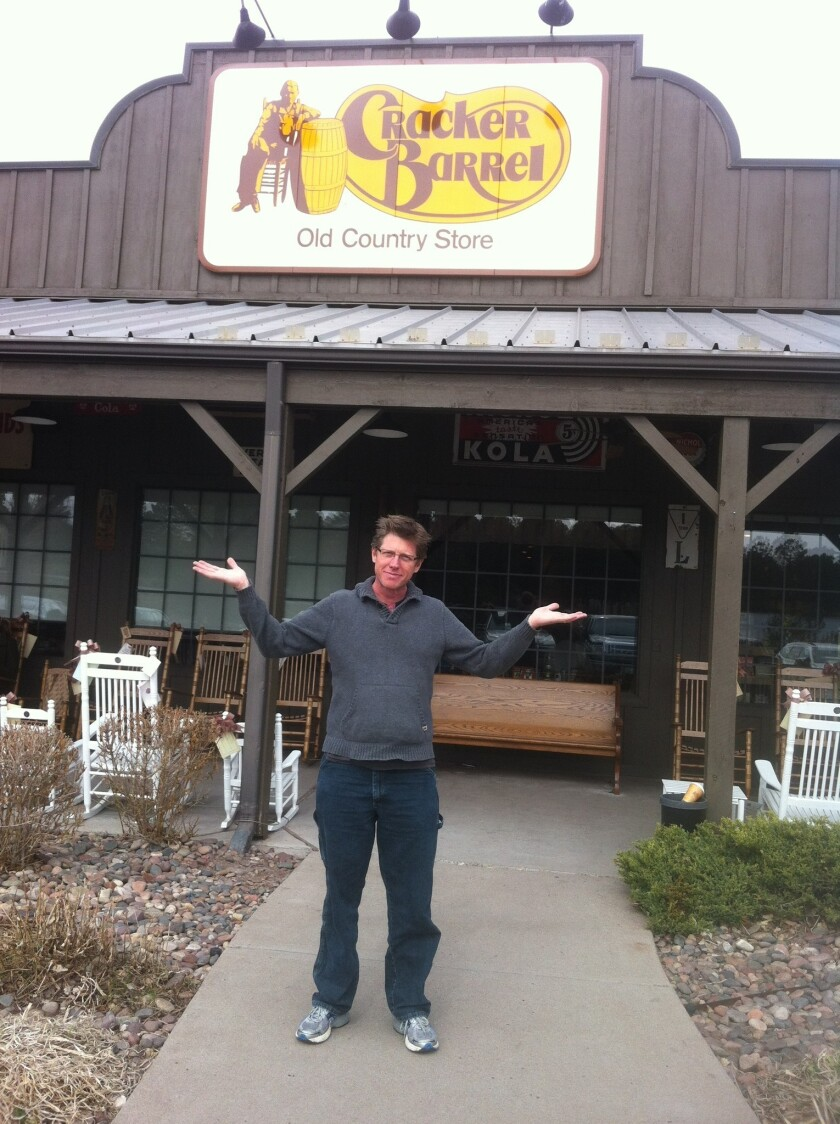 Small Wonders: It's the time and place for a Cracker Barrel