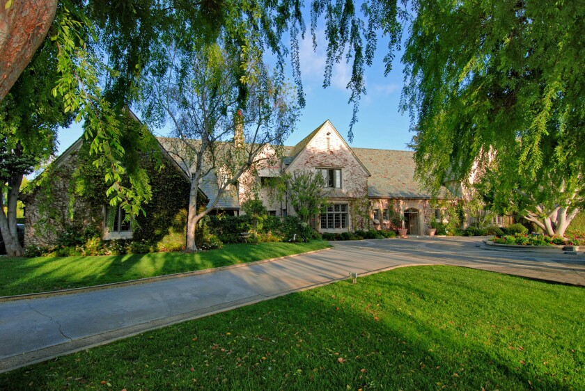500 S. Mapleton, $27,995,000, sold by Joyce Rey in 2009.