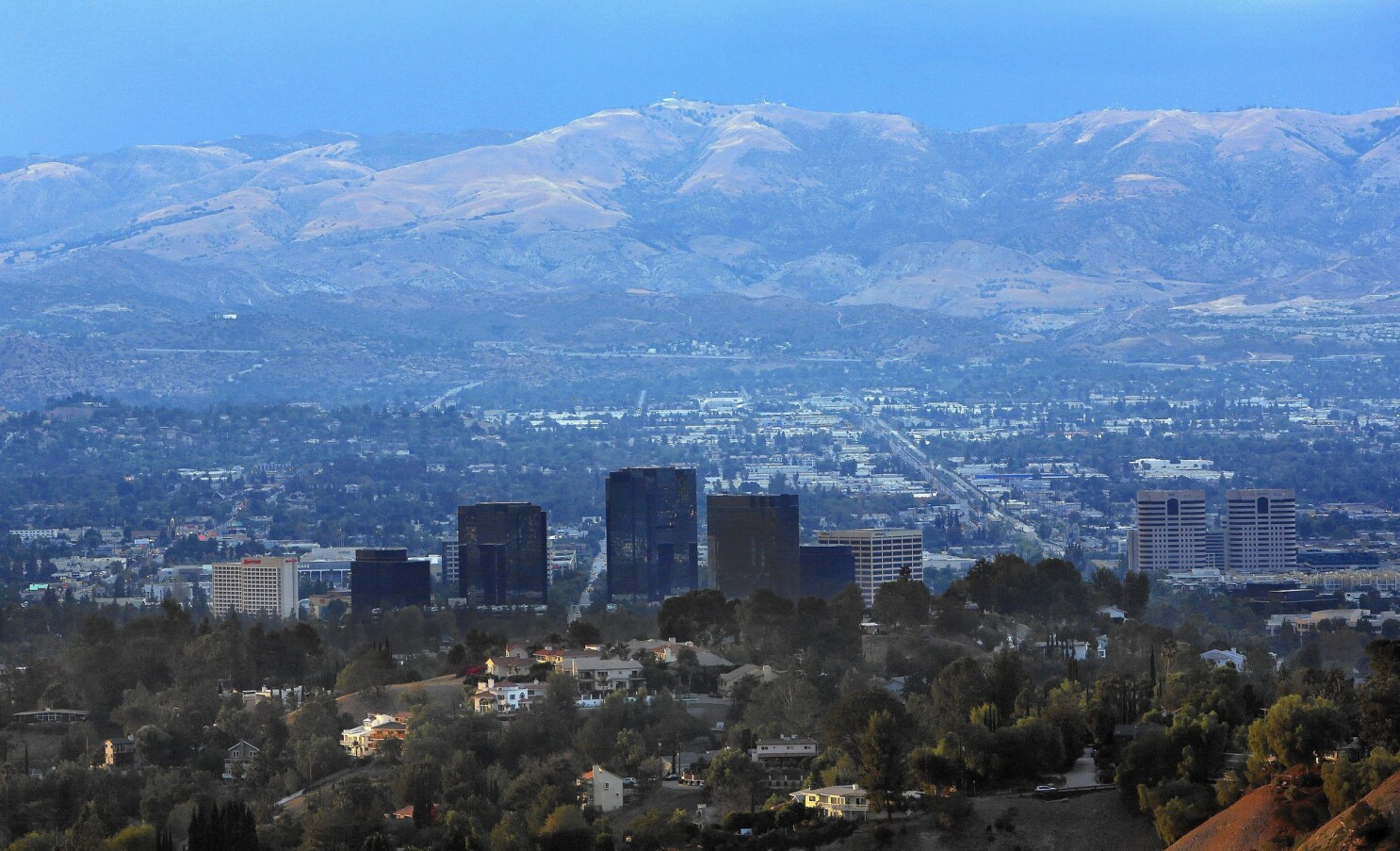 Hard times for business in the San Fernando Valley   Los Angeles Times