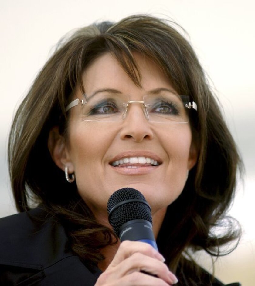 Hey GOP, take the Palin cure