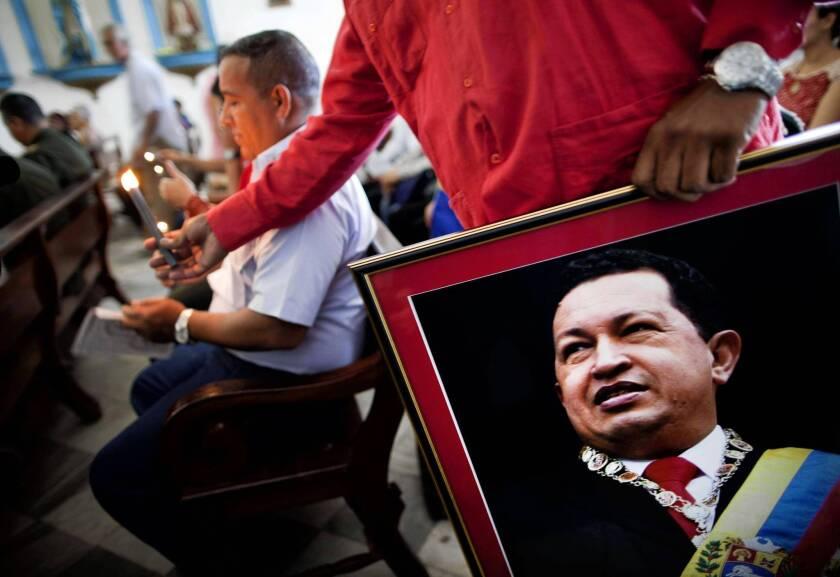 In Venezuela, President Hugo Chavez's absence raises questions
