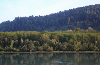 A Minute Away: The Klamath and the sea, Northern California