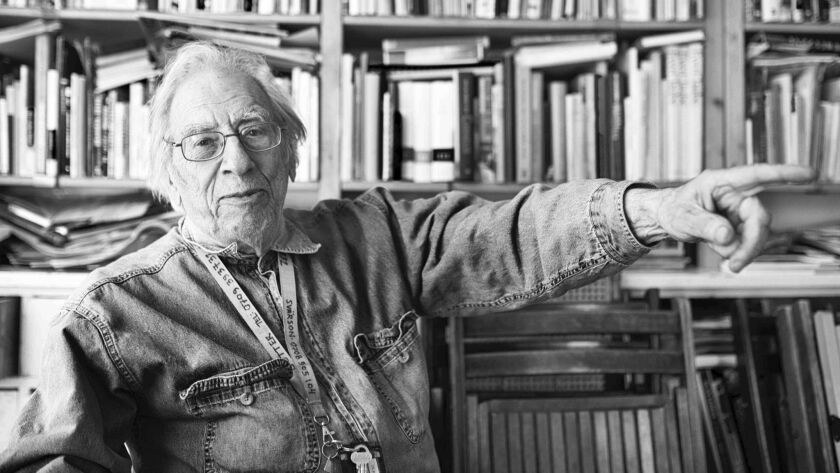 Izzy Young in Sweden. Young, who in 1961 organized the first New York concert by Bob Dylan and devoted decades of his life supporting folk music, has died at age 90 in Sweden.