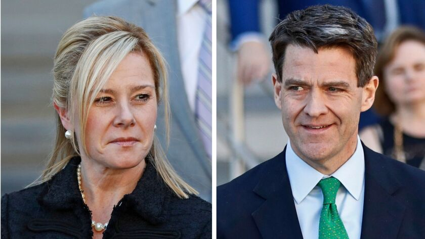 Bridget Kelly and Bill Baroni were convicted in 2016 for their actions related to lane closures on the George Washington Bridge that caused gridlock into New York City for days.