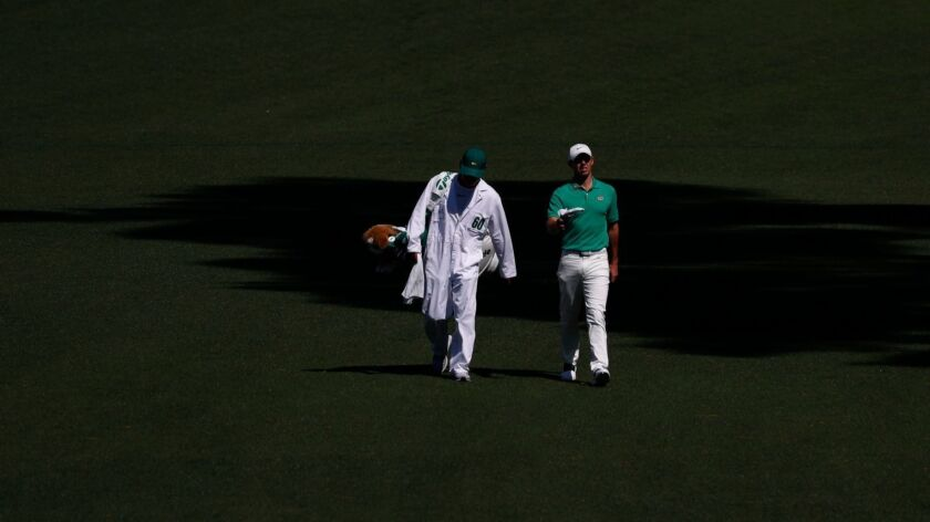 The 2019 Masters Tournament, Augusta, USA - 10 Apr 2019