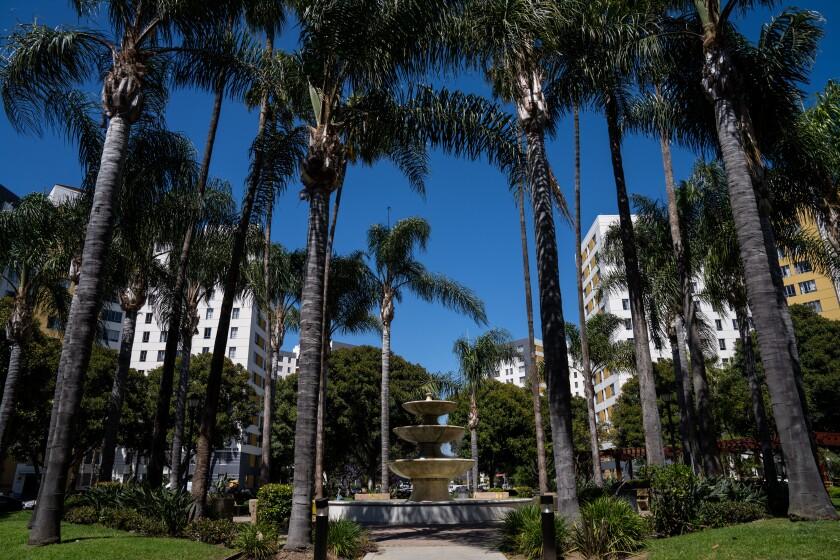 Park La Brea complex
