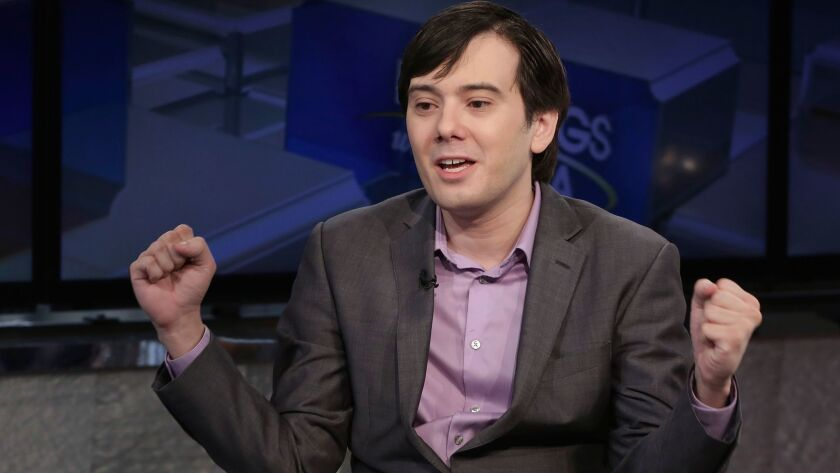Former pharmaceutical CEO Martin Shkreli had argued he should have to forfeit nothing — or very little — because he didn't profit from his crimes.
