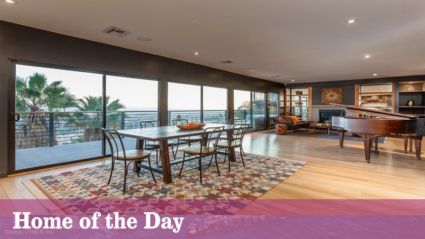 Home of the Day: Bright lights, big city views in Los Feliz