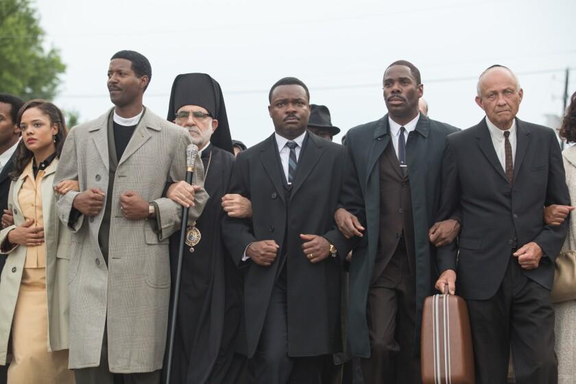 """A scene from Ava DuVernay's """"Selma."""""""