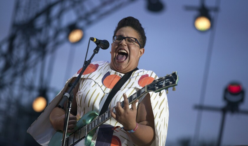 Brittany Howard and Alabama Shakes