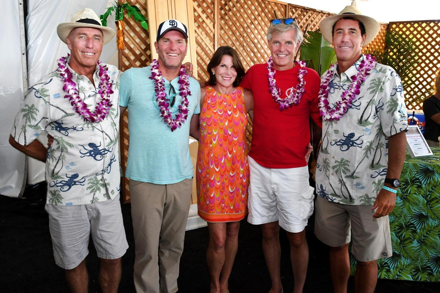 2017 Luau & Legends of Surfing Invitational raises funds for Moores Cancer Center at UCSD Health, La Jolla