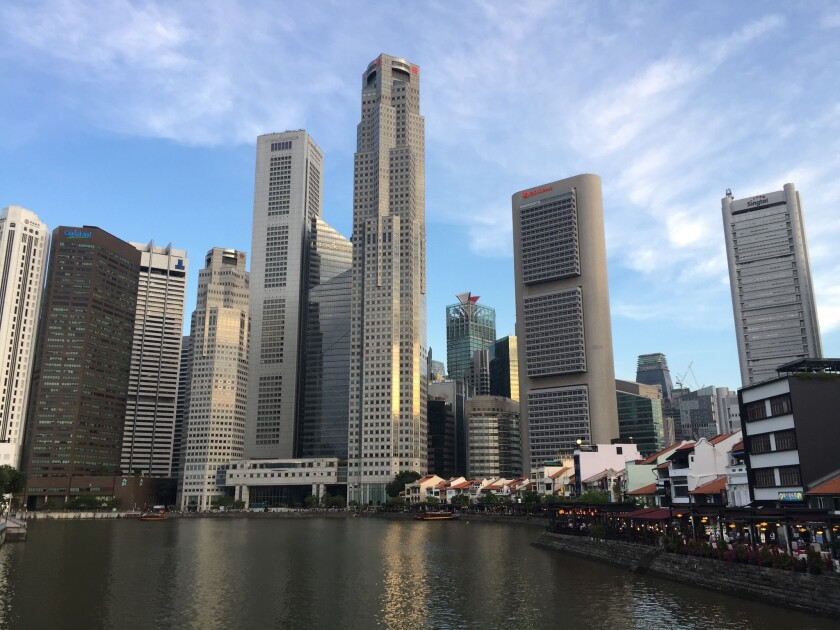 Many Singaporeans credit founder Lee Kuan Yew with transforming an unknown backwater into one of Asi