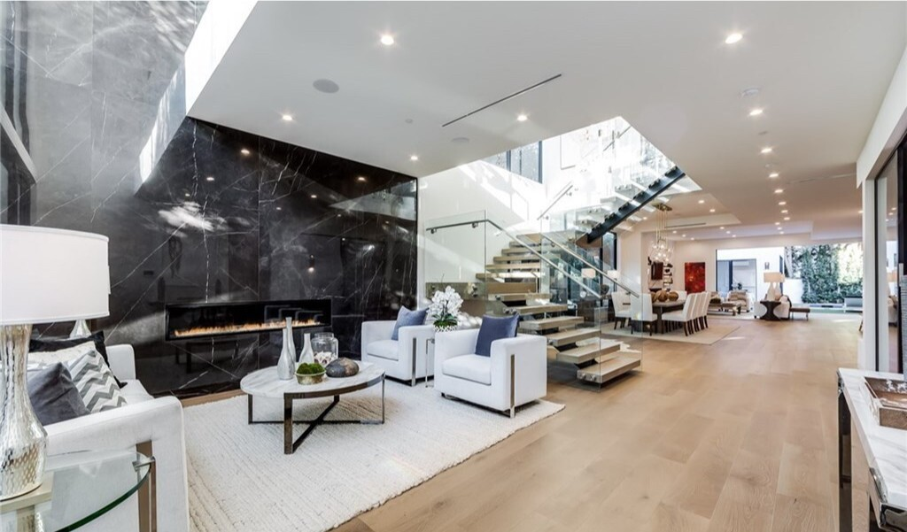 Trey Parker's Brentwood home