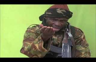 Boko Haram video allegedly shows abducted girls