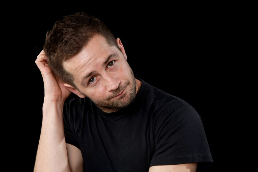 """Michael Angarano is in a unique position on """"This Is Us."""" Although his character, Nicky Pearson, is"""