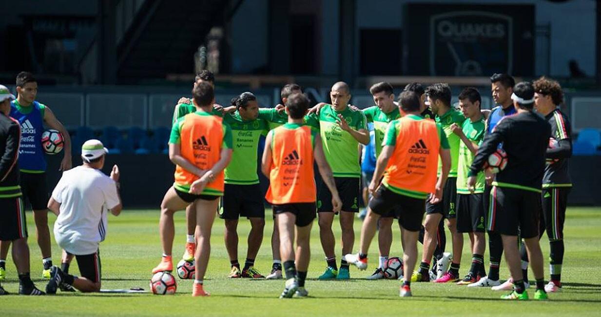 México se alista para Chile